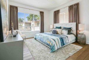 West Grove Pasadena condominiums, 125 Hurlbut Street - Bedroom