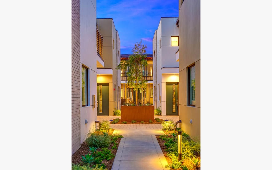 West Grove Pasadena condominiums